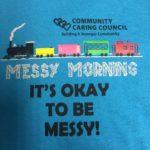 Messy morning