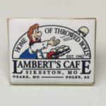 Lambert's rectangle lapel